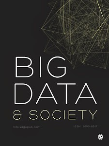 big data & societycover FINAL